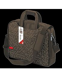 """Oslo Carry Bag for 15.6"""" laptops - Brown"""