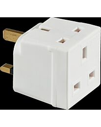 Daewoo 2 way AC Plug Adaptors box of 10