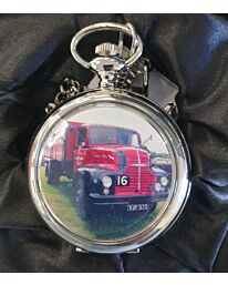 Boxx Picture Pocket watch Red Truck P5061.09