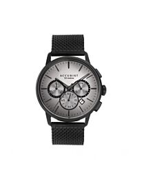 Accurist Men's Chronograph Mesh Bracelet Date Wristwatch 7317