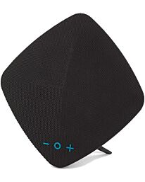 Intempo® EE2876BLKTES Encore Diamond Fabric Speaker |Up to 25 m Bluetooth Range | Up to 10 Hour Play time