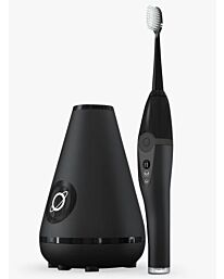 TAO Clean Aura Clean Sonic Toothbrush System Electric Toothbrush- Black