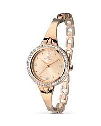 Accurist Ladies London Fashion Bangle Bracelet Watch 8011