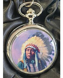 Boxx Picture Pocket watch Indian P5061.40