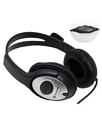 Dynamode DH-660 3.5mm Stereo Headset with Microphone for PC