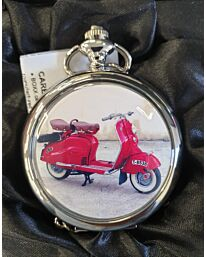 Boxx Picture Pocket watch Red Scooter P5061.22