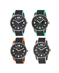 Henley Men's Dual Silicone Sports Watch H02193