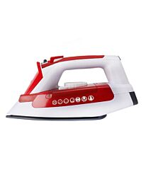 Tower Hoover Iron Jet Stream Iron 2200W- White and Red TIL2200001