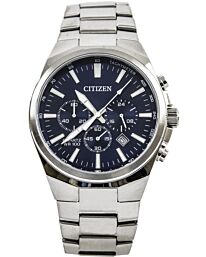 Citizen AN8170-59L Stainless Steel Strap Silver Case Watch for Men