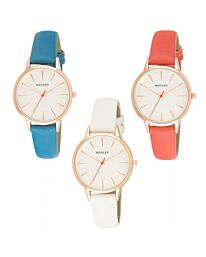 Henley Women's Fashion Casual Tapered Index Watch H06157