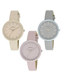 Henley Women's Fashion Casual Tonal Watch H06158