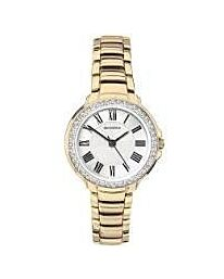 Sekonda Women's Fashion Classic Gold Bracelet Watch 2778