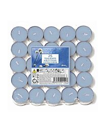 Aladino Cotton Flowers Nightlights Candles Pack of 25  RRP £2.99 - 022484D