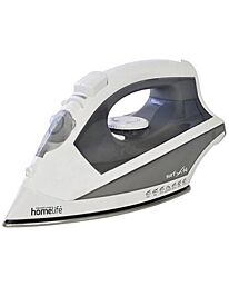 HomeLife 'Surf X-14' 2000w Steam Iron - Stainless Steel Soleplate E7502