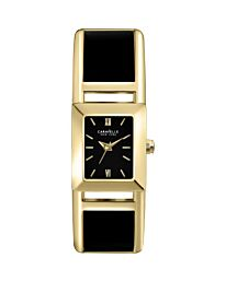 Ladies Caravelle New York Watch Bangle 44L149