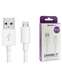 AA CHARGE-IT (3M) Micro USB Data & Charging Cable