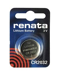 RENATA CR2032 LITHIUM BATTERIES (1pc only)