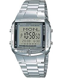 Casio Men's Databank Digital Bracelet Watch DB-360-1ADF