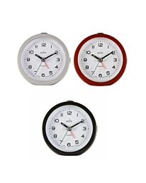 Acctim 1580 NEVE Sweep Alarm Clock - Multiple Colour