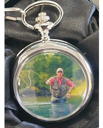 Boxx Picture Pocket watch Fishing P5061.41