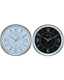 Amplus Analogue Glow in Dark Round Wall Clock PW164 AVAILABLE MULTIPLE COLOUR