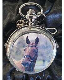 Boxx Picture Pocket watch Horse P5061.18