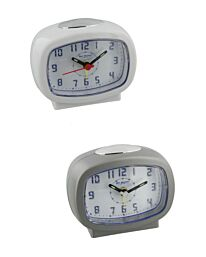 Widdop LED Alarm Clock 9765 Available Multiple Colours