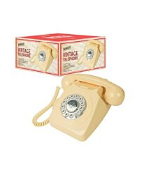 Benross Classic Retro Vintage Telephone Cream- 44530