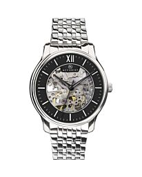 Accurist Skeleton Men's Automatic Bracelet Wristwatch 7243