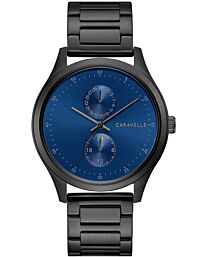 Caravelle New York Men's ion Metal Bracelet Watch 45C116