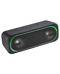 Daewoo Portable LED Bluetooth Speaker - Black