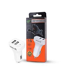 Panther force 2 USB Car Charger 2.4A