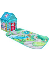 Fun2Give Pop-It-Up Enchanted Forest Play Area With Speelmat