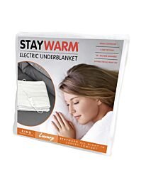 STAYWARM King Size Underblanket (Luxury) - (130 x 120)