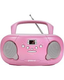 Groov-e Boombox Pink- GVPSS733PK