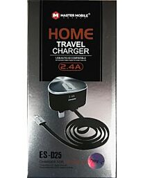 USB AUTO-ID COMPATIBLE TRAVEL CHARGER