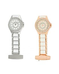 Henley Women's Fashion Crystal & Gold Bracelet Watch HF06
