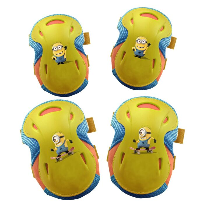 elbow-pads| knee-pads| kids-knee-pads| knee-and- elbow-pads| knee-protector| minions-toys| despicable-me-3|