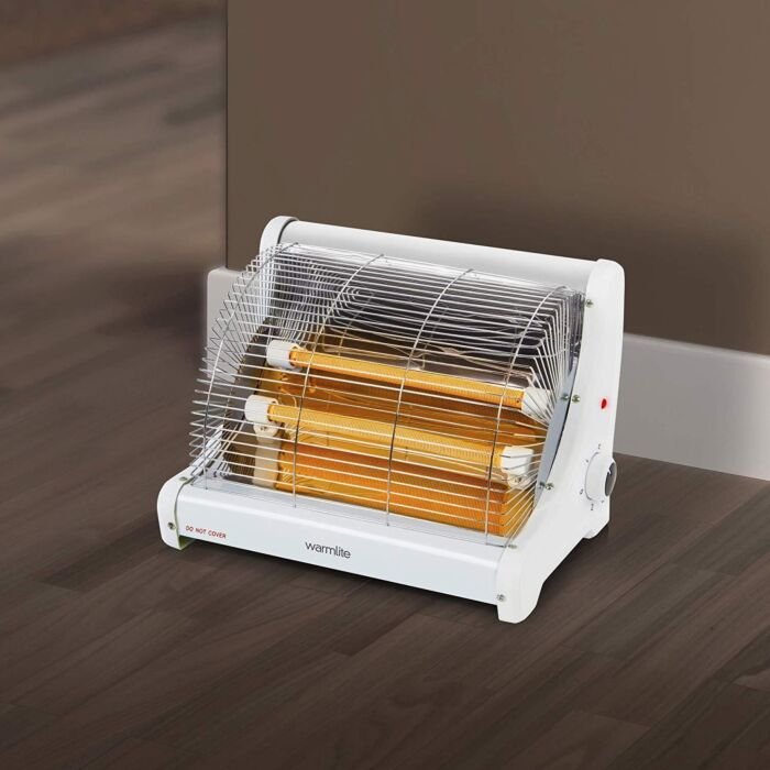 Warmlite Portable Radiant 2 Bar Heater