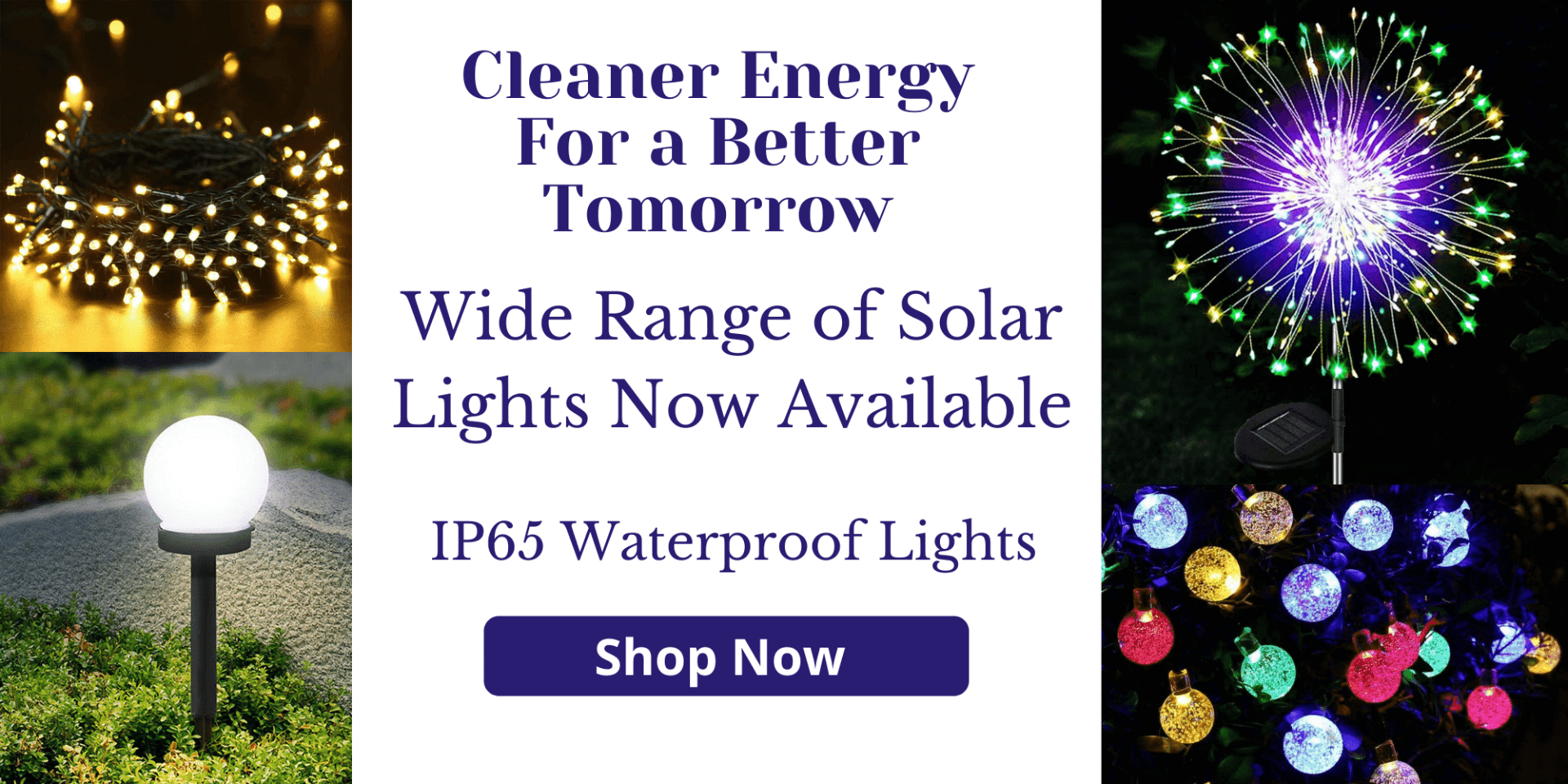 IP65 Waterproof Solar Lights now Available at DK Wholesale